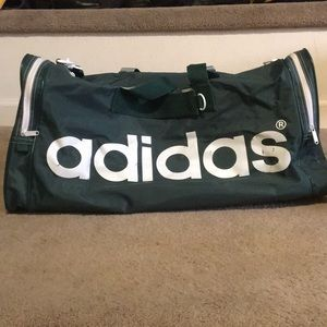 Adidas large duffle bag